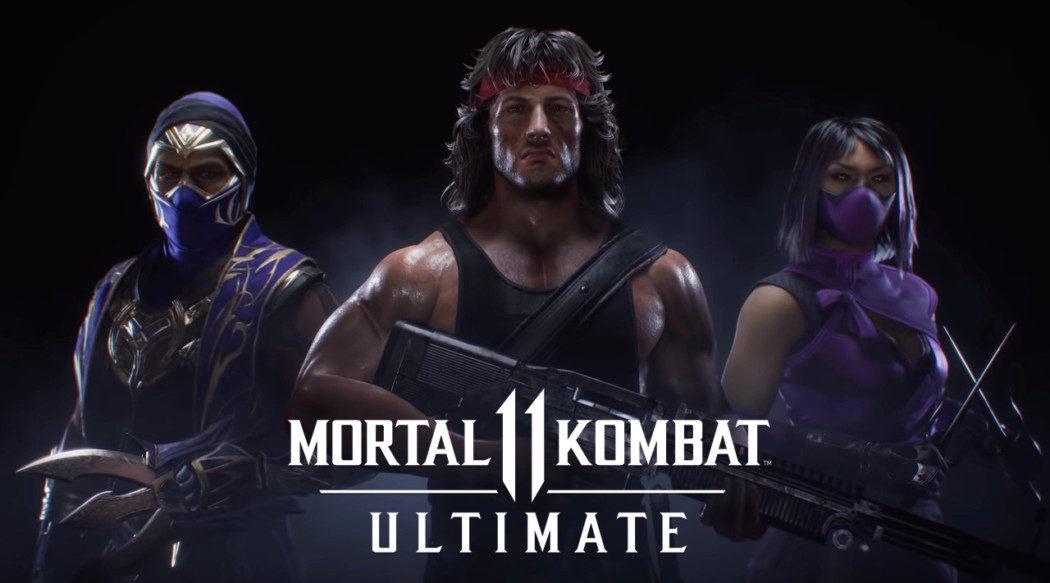 """Rambo vs. Exterminador e apresentações dos """"novos"""" kombatentes em vídeos de MK 11: Ultimate"""