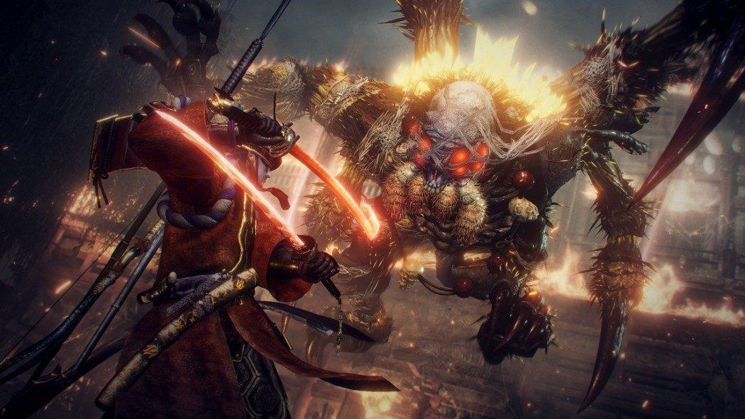 Nioh 2 chegará aos PCs em fevereiro do ano que vem, em versão completa