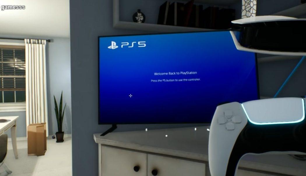"""Criaram um """"PS5 Simulator"""" (grátis) para quem não tem grana para comprar o console"""