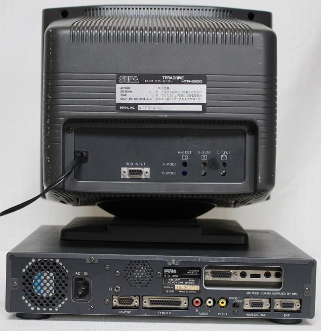 RetroArkade - TeraDrive, o computador que também era Mega Drive