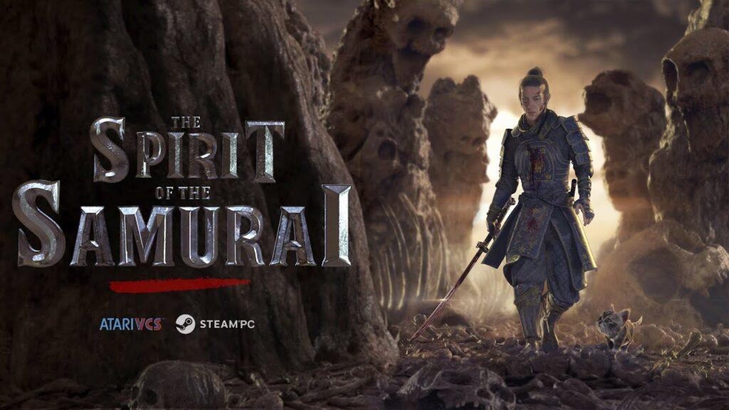 The Spirit of the Samurai: conheça um novo Metroidvania cinematográfico