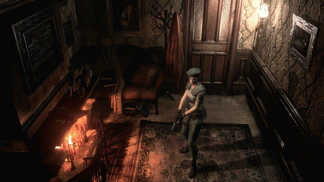Ray Tracing revela muitos elementos escondidos em Resident Evil HD Remaster