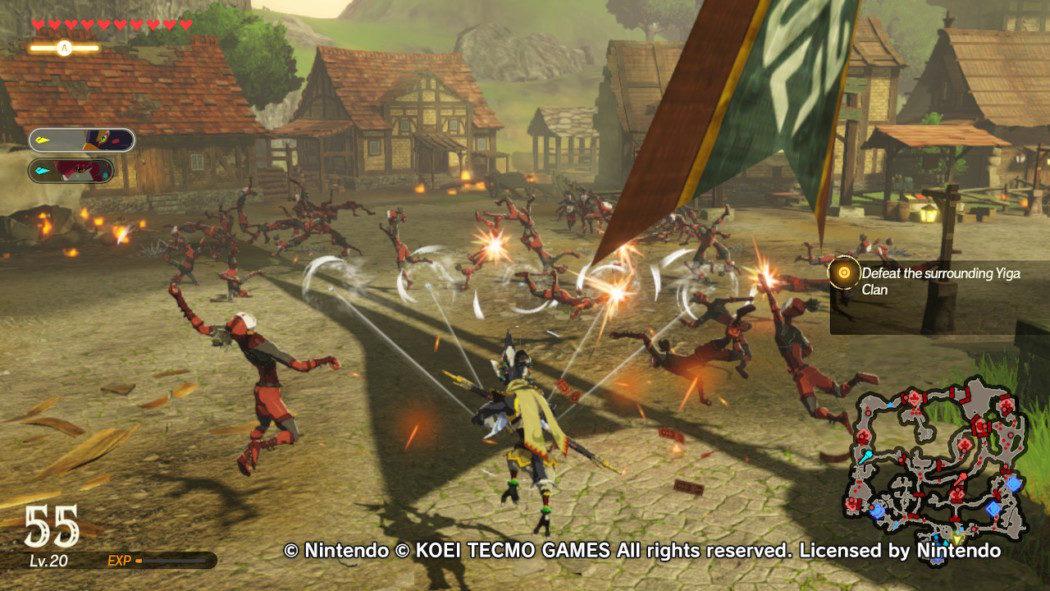 Análise Arkade - Hyrule Warriors: Age of Calamity, um musou indispensável