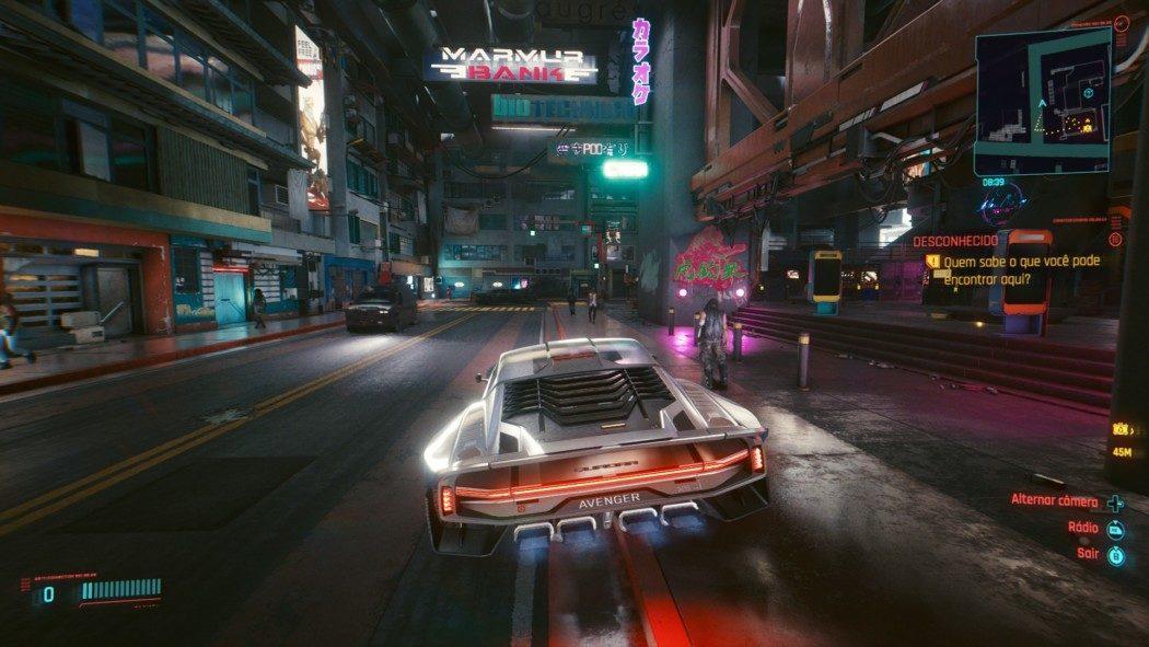 Melhores do Ano Arkade 2020: Cyberpunk 2077 (PC)