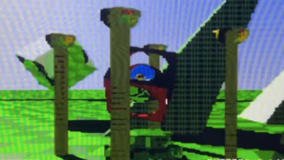 Alguém colocou Ray Tracing num cartucho de Super Nintendo!