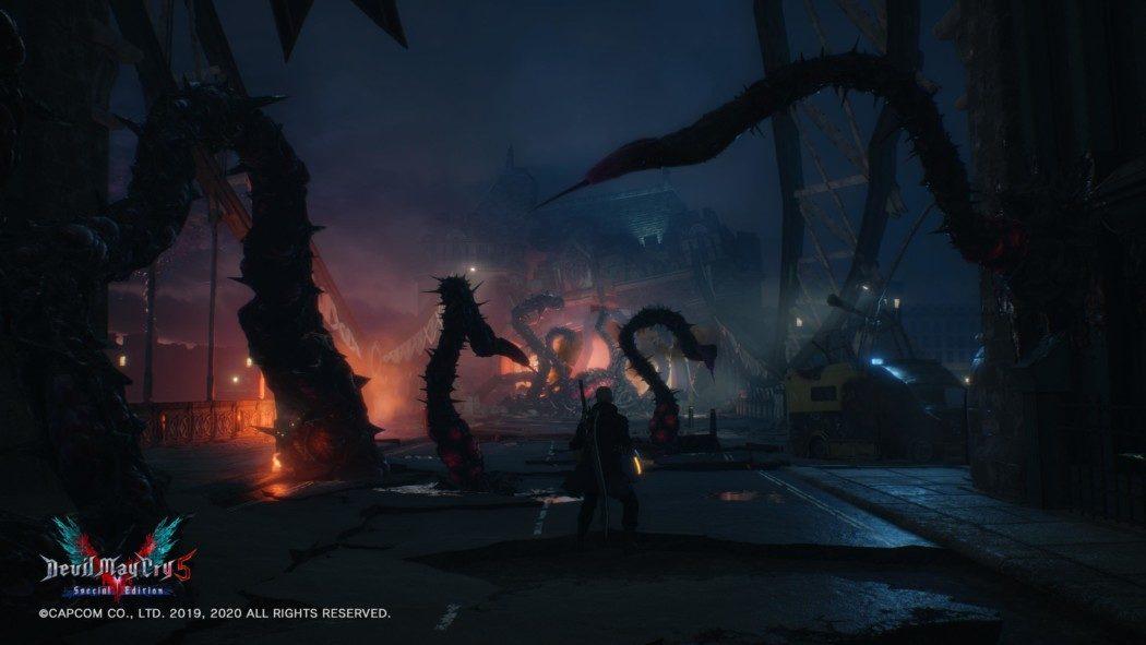 Análise Arkade: Devil May Cry 5 Special Edition na nova geração tem Vergil e ray tracing