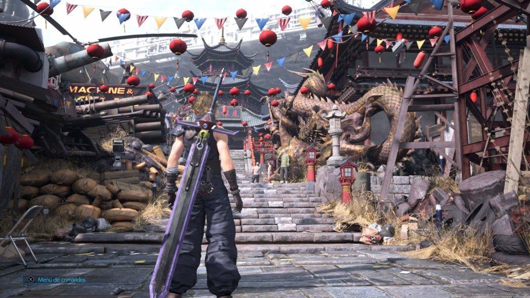 Melhores do Ano Arkade 2020: Final Fantasy VII Remake