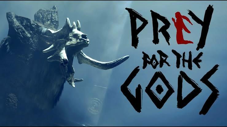 Praey for the Gods: novo vídeo de gameplay mostra o jogo rodando no PS5
