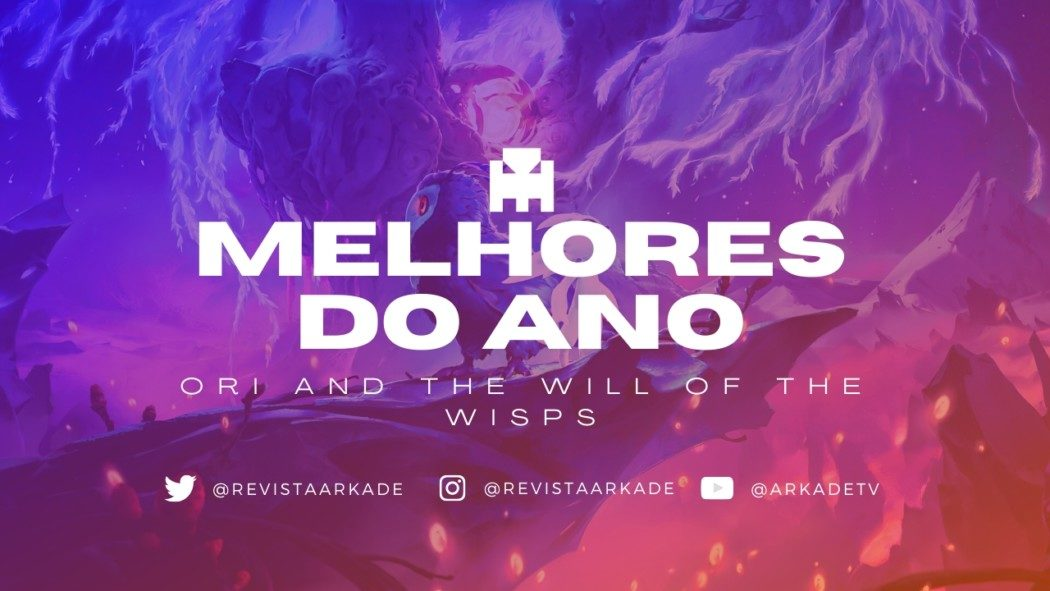 Melhores do Ano Arkade 2020: Ori and the Will of the Wisps