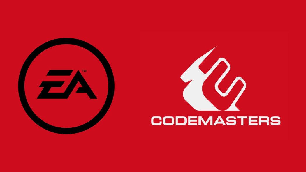 Codemasters é adquirida pela EA por 1,2 bilhão de dólares