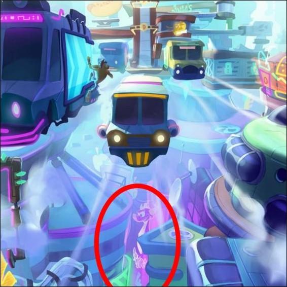 Artbook de Crash Bandicoot 4 dá um pequeno indício de que Spyro 4 vem aí