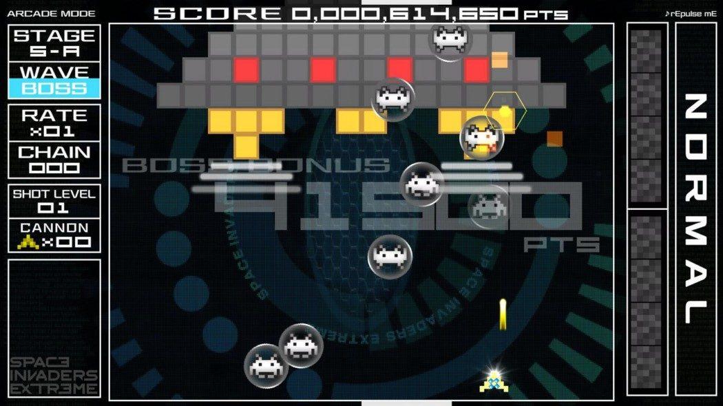 Análise Arkade: Space Invaders Forever revisita 3 versões de um clássico