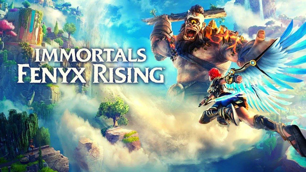 Análise Arkade: Immortals Fenyx Rising, uma divertida aventura pela mitologia grega