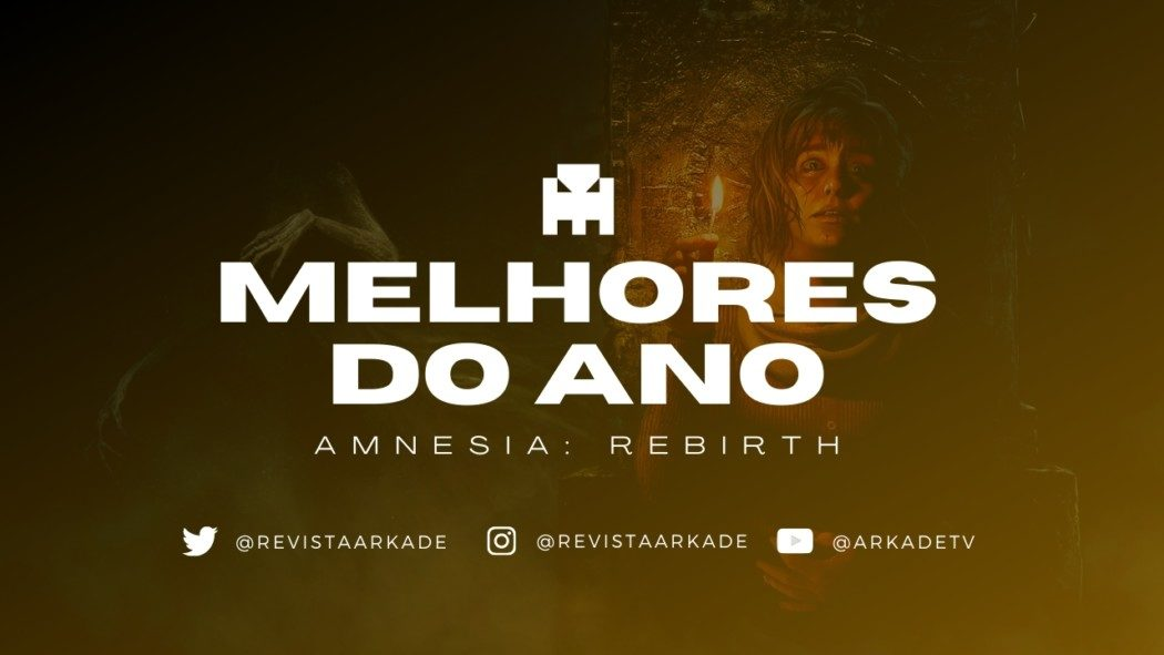 Melhores do Ano Arkade 2020: Amnesia: Rebirth
