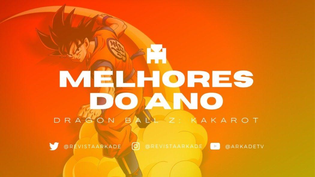 Melhores do Ano Arkade 2020: Dragon Ball Z: Kakarot
