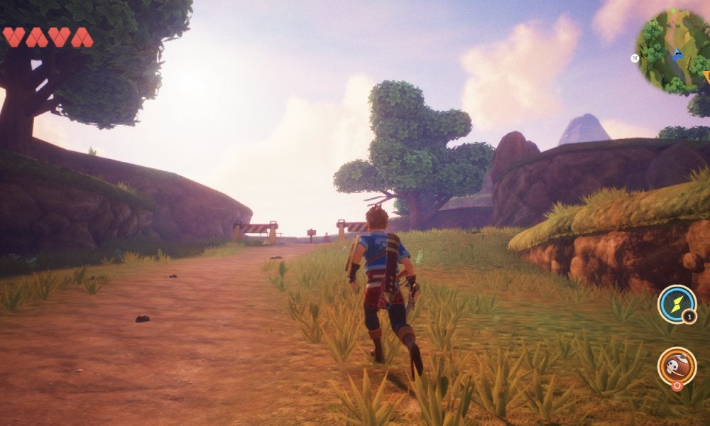 Análise Arkade - Oceanhorn 2 no Nintendo Switch: um bom RPG (genérico)