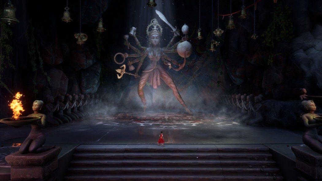 Melhores do Ano Arkade 2020: Raji: An Ancient Epic