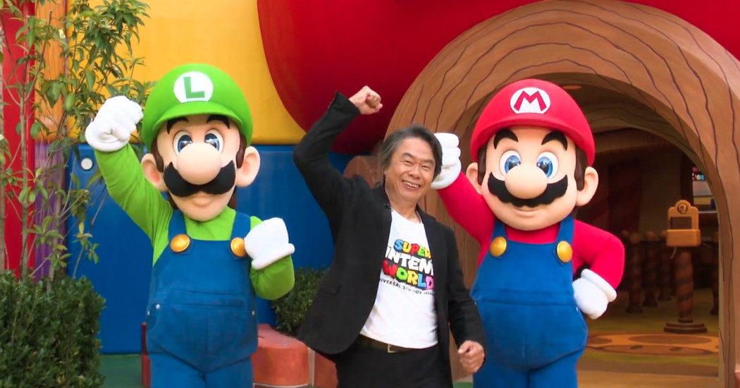 Super Nintendo World: vídeo com Shigeru Miyamoto apresenta os detalhes do parque