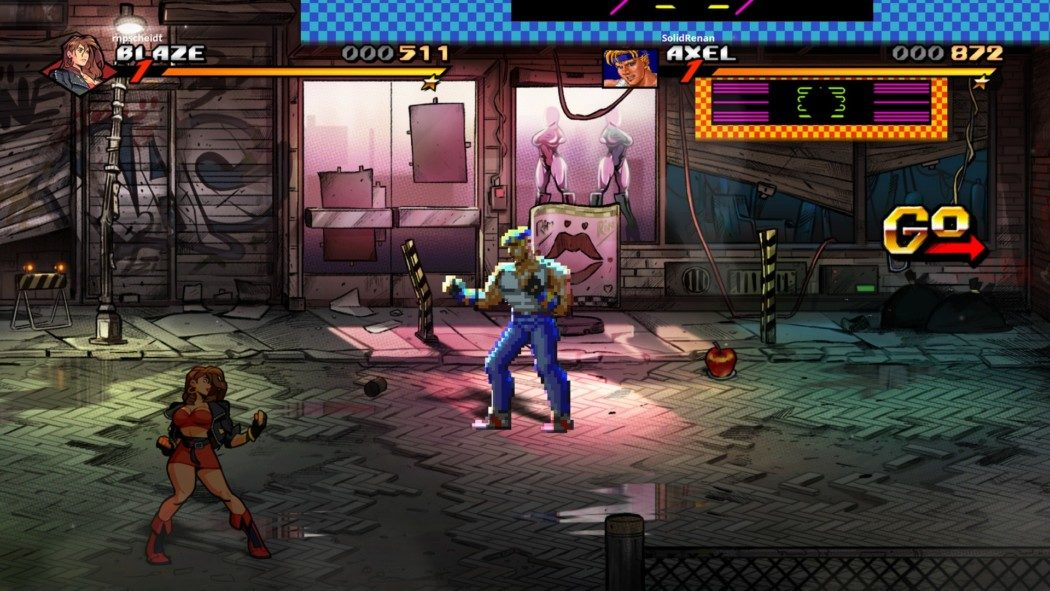 Melhores do Ano Arkade 2020: Streets of Rage 4