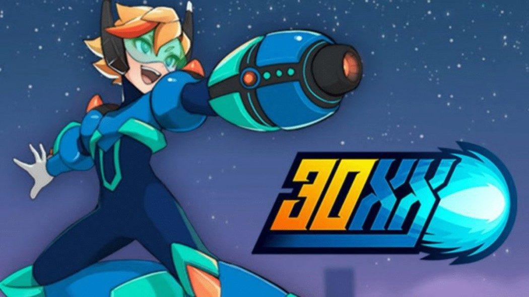 30XX: novo roguelike 2D com cara de Mega Man chega em fevereiro (com editor de fases)