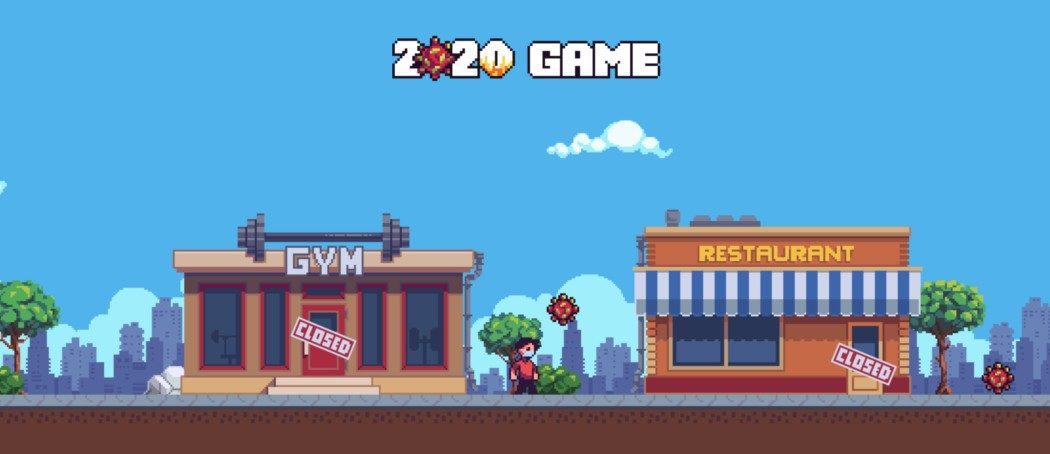 """2020 Game é o """"jogo oficial"""" do ano passado que você pode jogar agora!"""