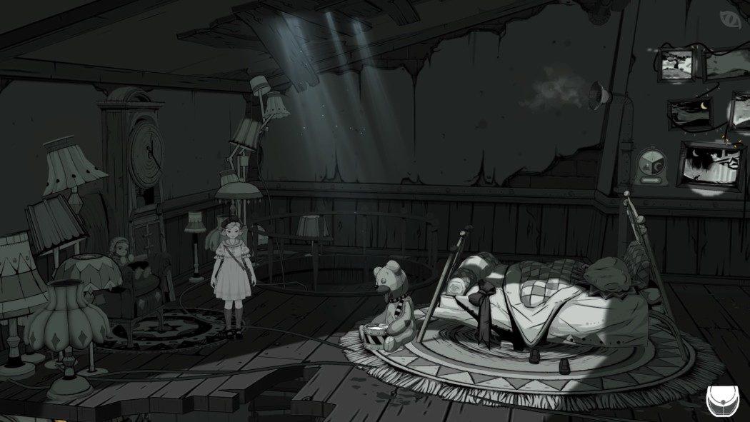 Análise Arkade: O cativante mundo de luz e sombras de Iris.Fall