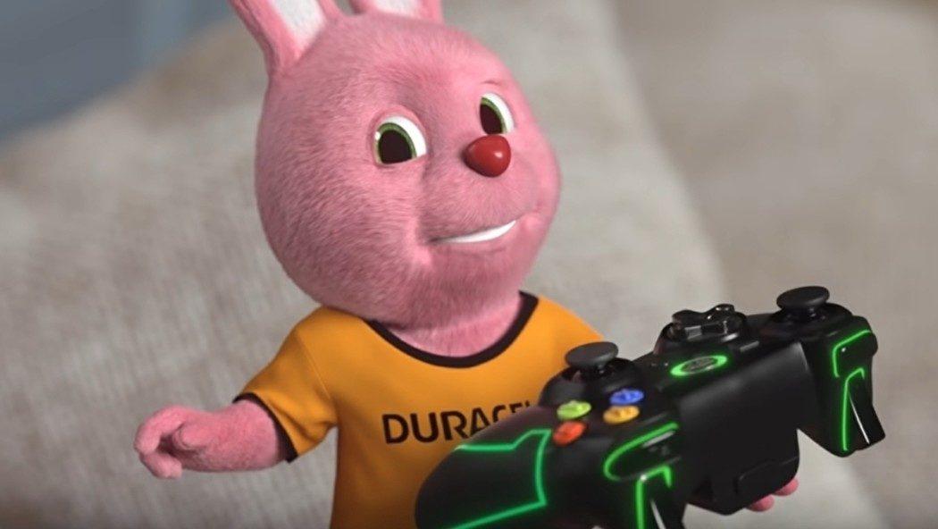 Os controles do Xbox ainda usam pilhas por conta de uma parceria entre a Microsoft e a Duracell?