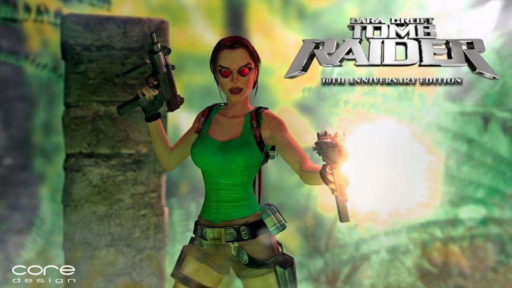Um antigo remake de Tomb Raider foi redescoberto e pode ser baixado!