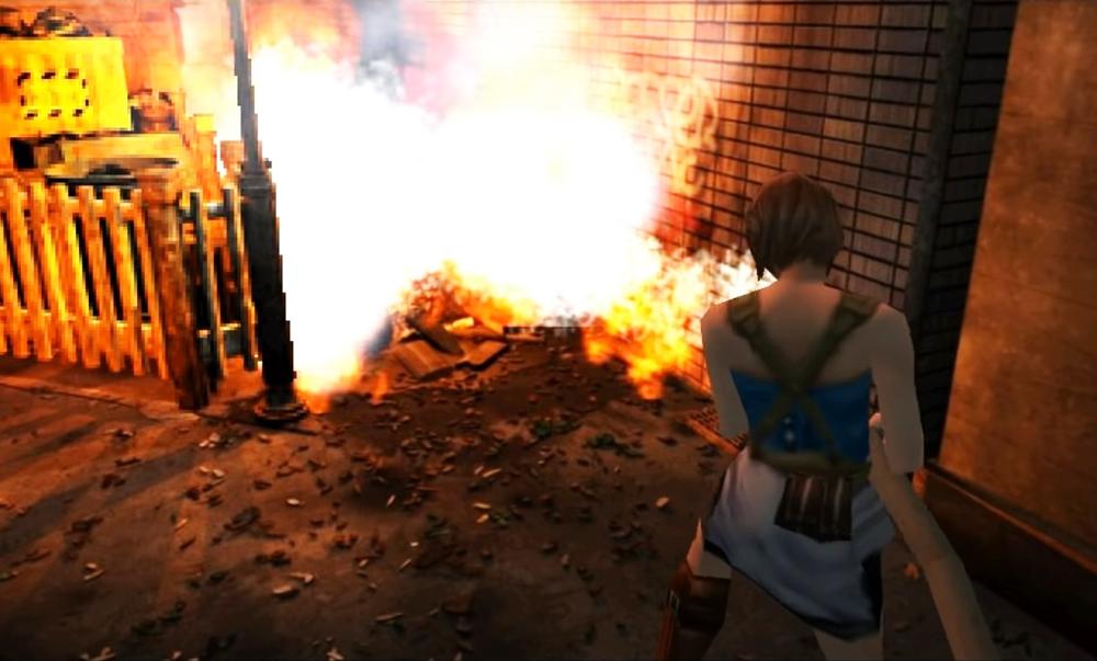 Memory Card: Minha história com Resident Evil 3: Nemesis