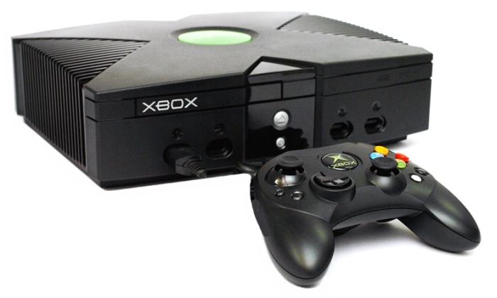 Xbox desmontou um Playstation 2 para ter ideia de como fazer seu primeiro console
