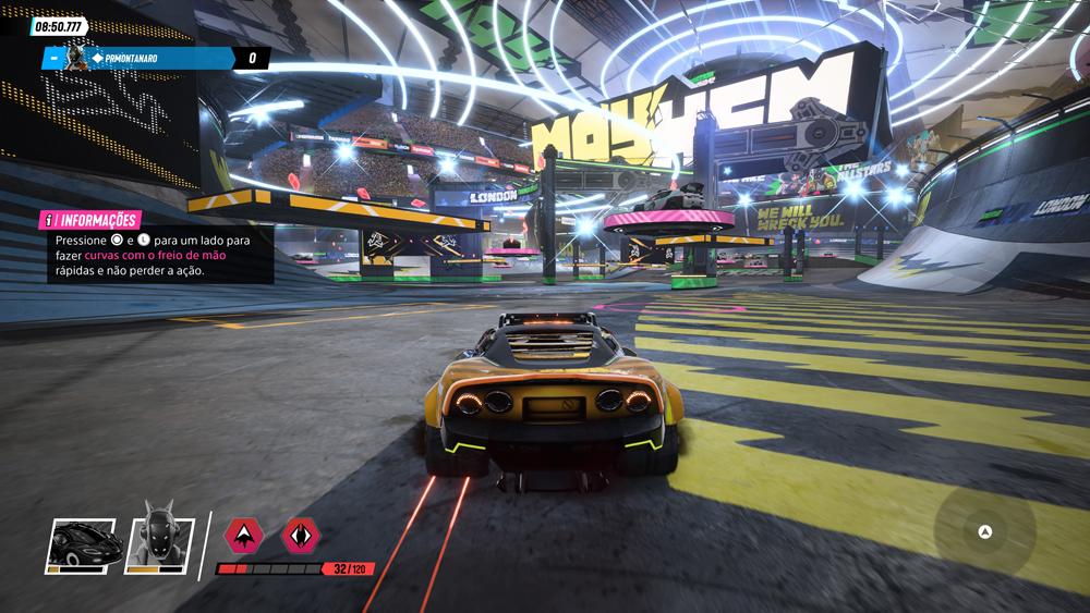 Análise Arkade: Destruction AllStars traz uma boa mistura de velocidade, pancadaria e diversão