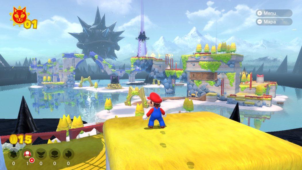 Análise Arkade: Super Mario 3D World + Bowser's Fury é um combo incrível e imperdível