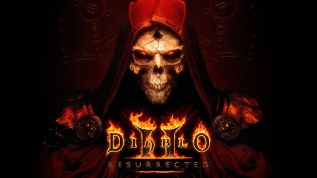 Blizzard não substituirá o Diablo II original pelo seu remaster, como fez com Warcraft III