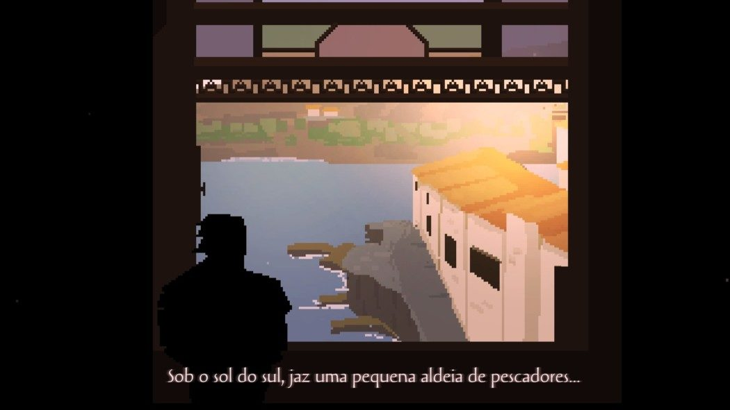 Análise Arkade: A pixelada saga de um náufrago em  Olija