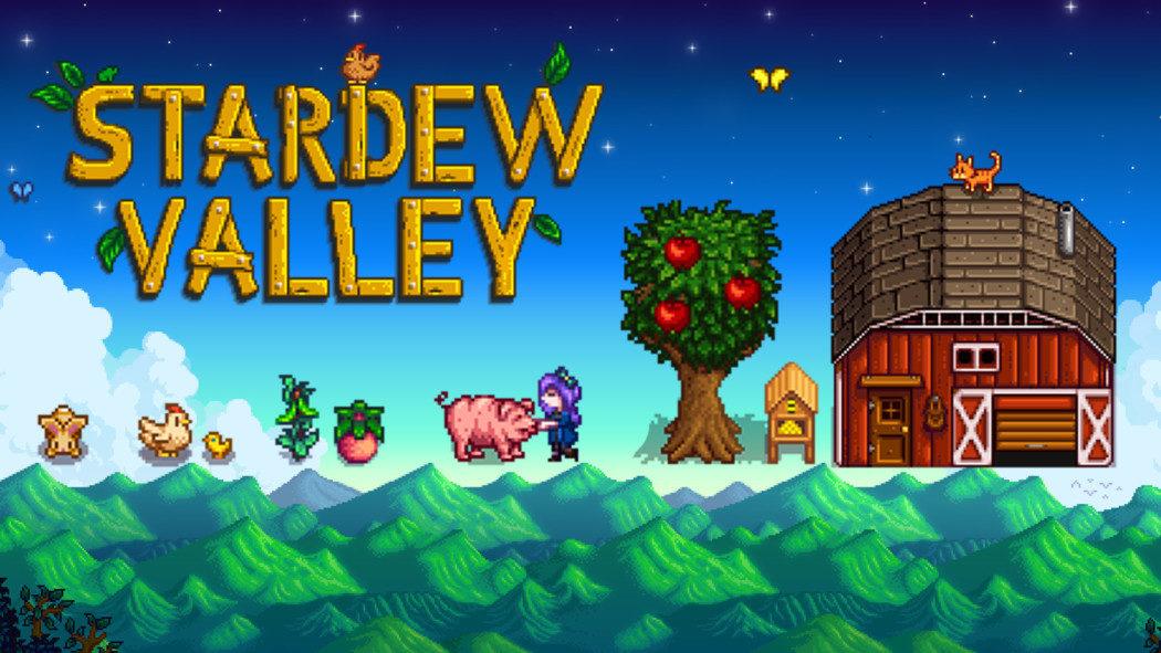 Stardew Valley leva aos consoles o modo cooperativo com tela dividida