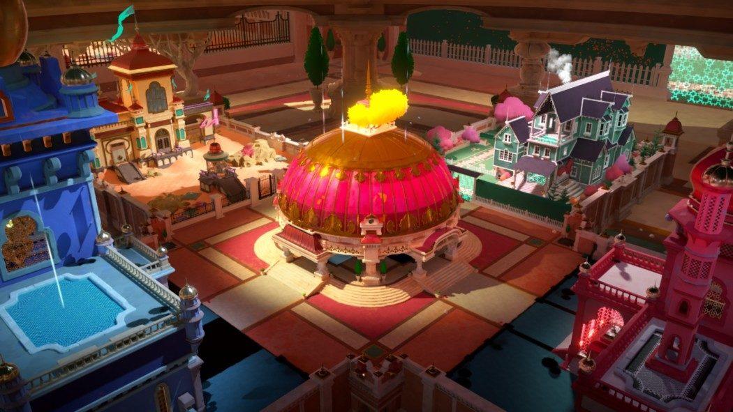 Maquette: criativo puzzle game que brinca com a perspectiva chega em março