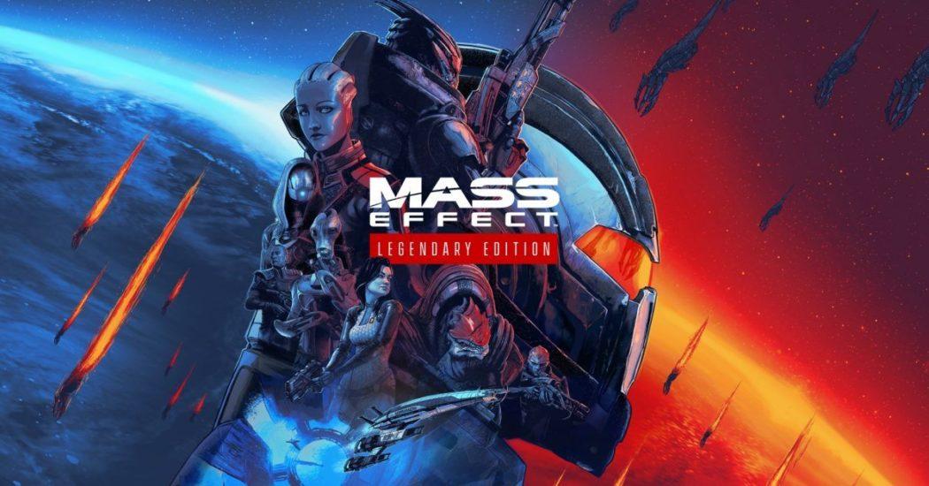 Coletânea Mass Effect Legendary Edition ganha data de lançamento