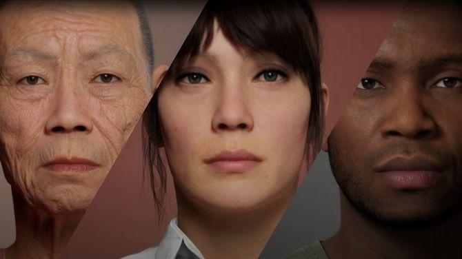 MetaHumans: Epic Games apresenta incrível nova ferramenta para criação de seres humanos digitais