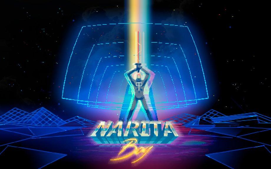 Narita Boy ressurge com um novo trailer e previsão de lançamento