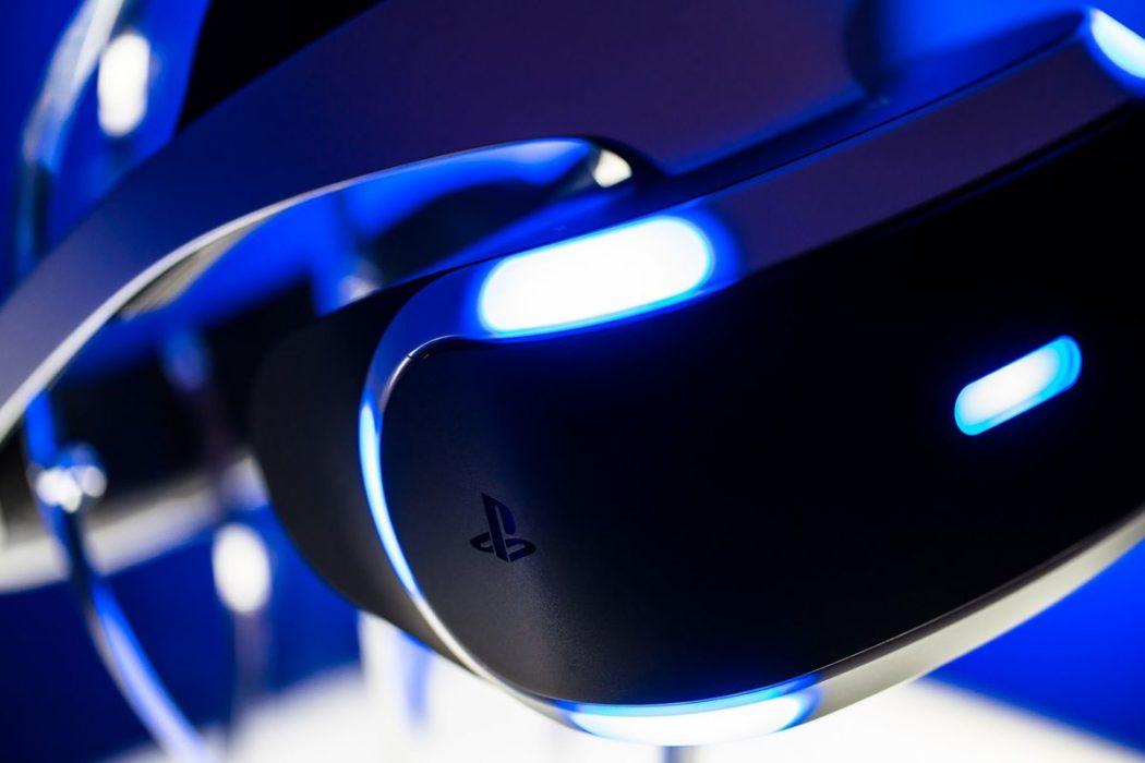 Sony oficializa a nova geração do PlayStation VR