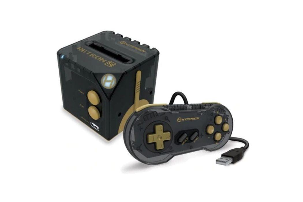 Hyperkin anuncia RetroN Sq, console que roda Game Boy nas TVs atuais