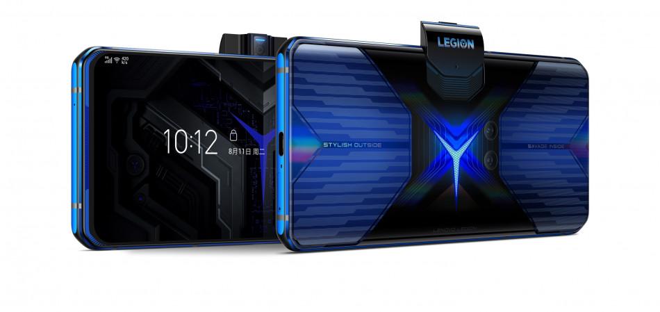 """O Lenovo Legion Phone Duel chega ao Brasil prometendo """"redefinir jogos móveis"""""""