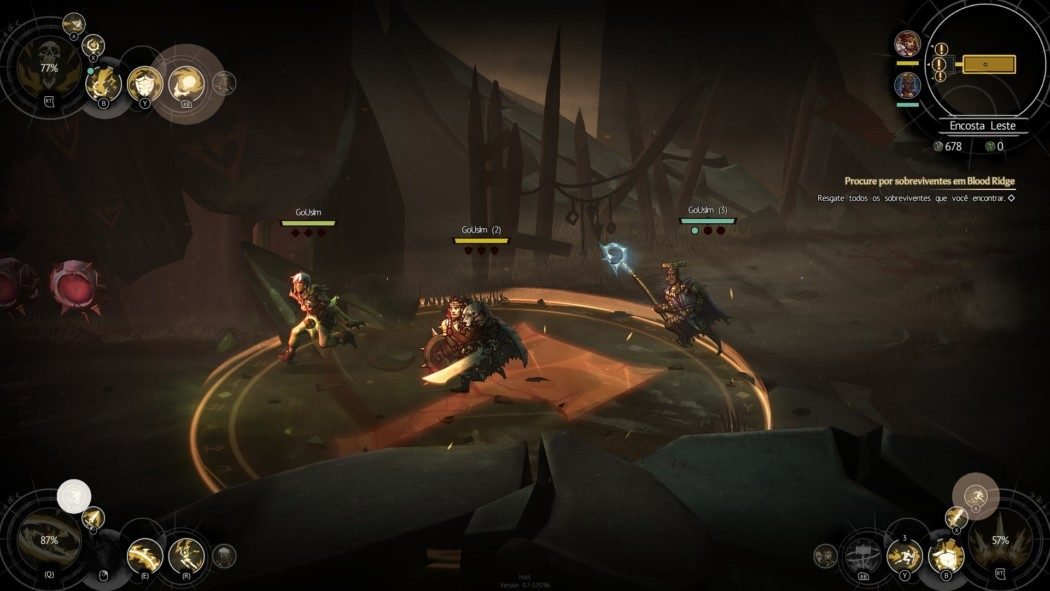 Análise Arkade: Blightbound traz multiplayer cooperativo divertido e ótimos combates