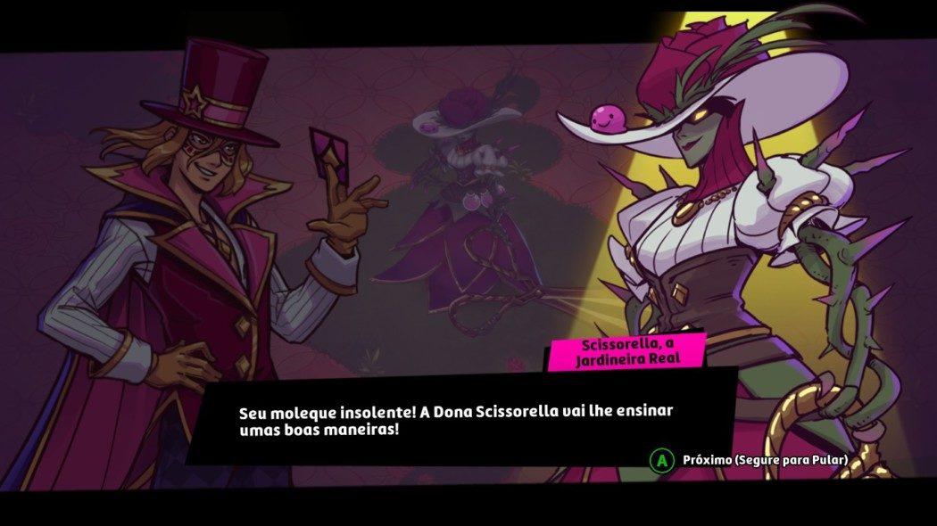 Análise Arkade: Dandy Ace, um divertido e viciante roguelite brasileiro
