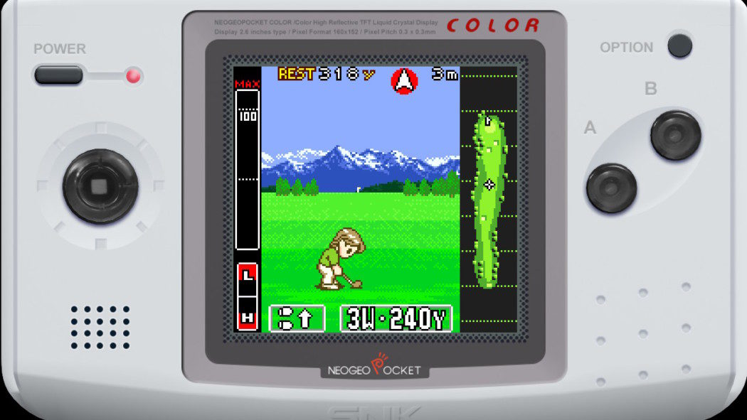 Análise Arkade: NeoGeo Pocket Color Selection Vol. 1, o legado de bolso da SNK