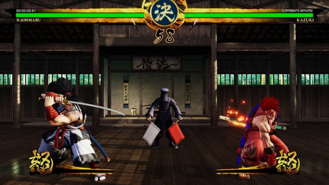 Análise Arkade - Samurai Shodown no Xbox Series X S