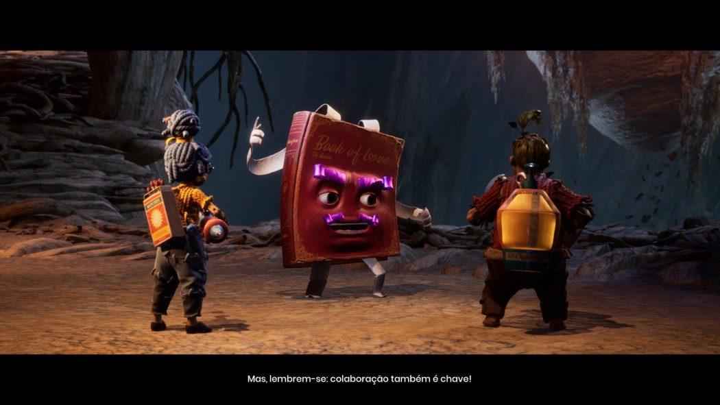 Análise Arkade: It Takes Two, uma incrível e criativa jornada para 2 jogadores