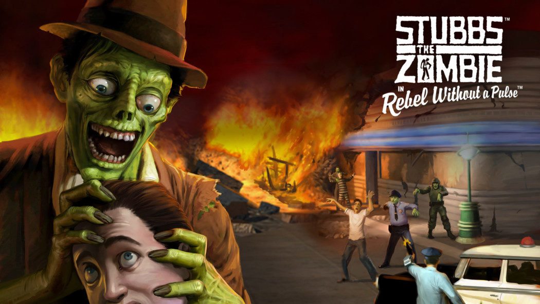 Análise Arkade: Stubbs the Zombie in Rebel Without a Pulse, de 2005 para 2021