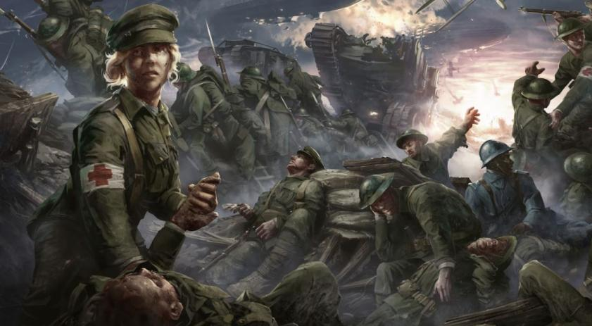 War Hospital: administre um hospital em plena 1ª Guerra neste game promissor