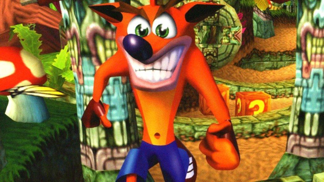 Naughty Dog revela o porquê de ter deixado de produzir a série Crash Bandicoot